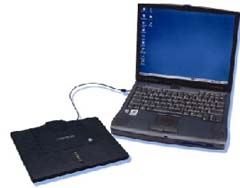 Laptop w/Battery