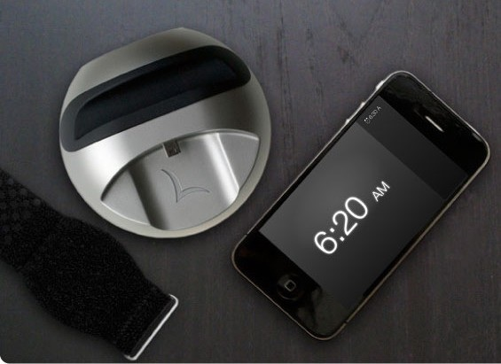 Lark iPhone Alarm