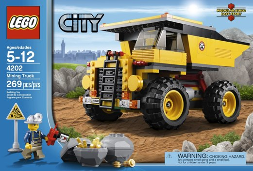 LEGO City Mining Truck