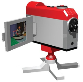 Lego Camcorder
