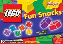 Lego Snacks
