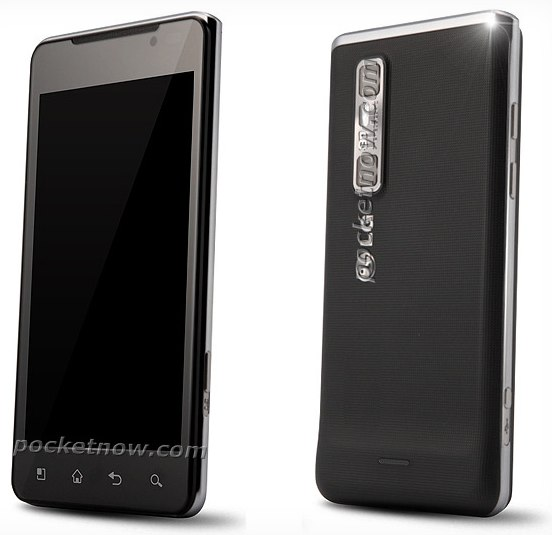 LG Optimus 3D 2 CX2