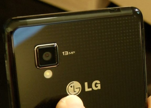 LG Optimus G camera review