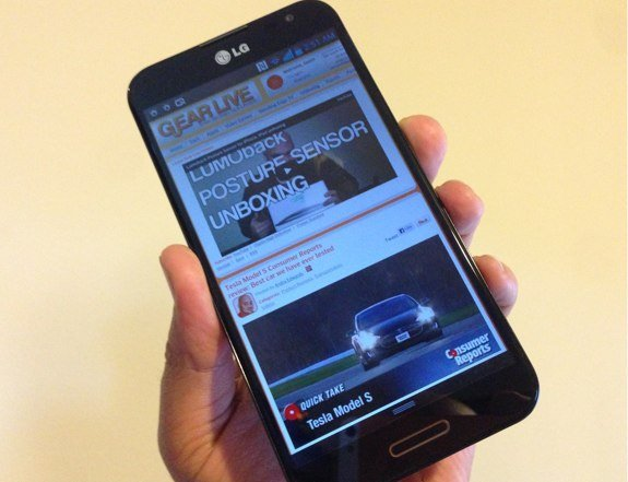 lg optimus g pro giveaway
