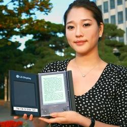 LG solar cell e-book