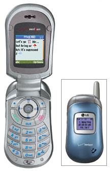 Verizon LG 3450