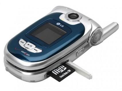 LG VX8100 EV-DO