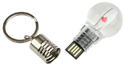 Bulb Flash Drive