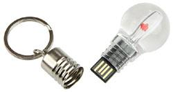 Bulb Flash Drive