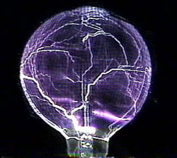 Lightning Globe