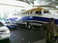 Limousine Jet