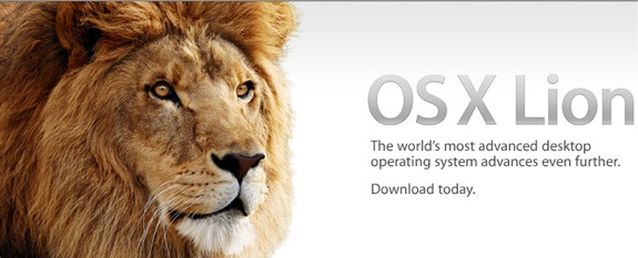 OS X Lion Mac App Store