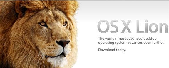 Lion App Store