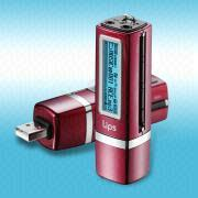 Lipstick MP3 Player