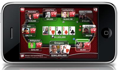 Live Poker