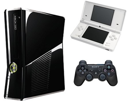 Game console sale