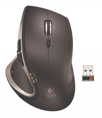 Logitech Performance Mouse MX and Anywhere Mouse MX can work on glass