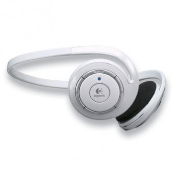 Logitech Bluetooth iPod Headphones