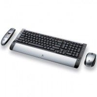 Logitech Cordless Desktop S 510 Media Remote