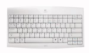 Logitech Wii Keyboard