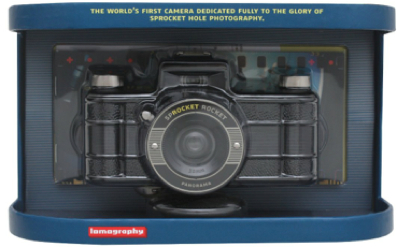 lomography sprocket rocket holiday gift