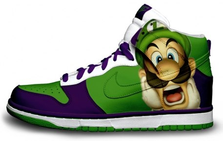 Luigi Sneakers