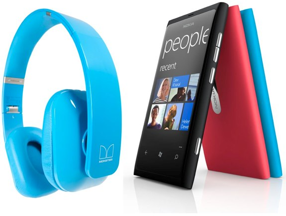 Lumia 800 Purity Headphone Giveaway