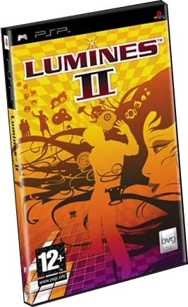 Lumines II Box