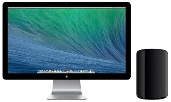 Mac Pro Thunderbolt display review