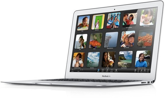 MacBook Air mid-2011