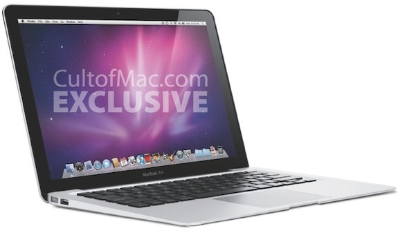 MacBook Air redesign