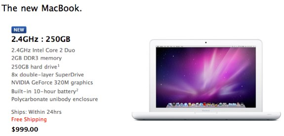 MacBook early 2010