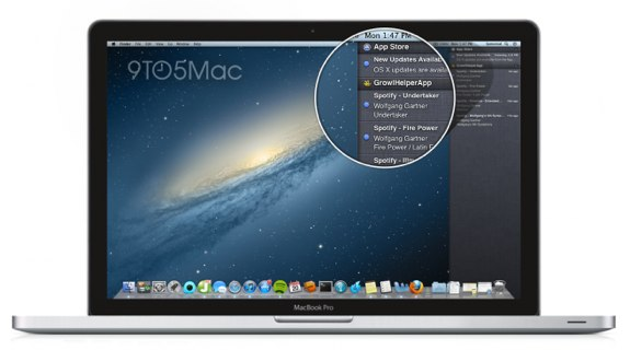 Retina Display on MacBook Pro