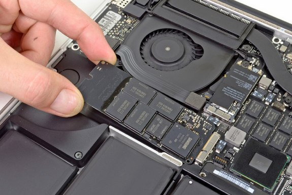 MacBook Pro Retina Display teardown