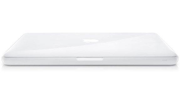 White MacBook discontinued