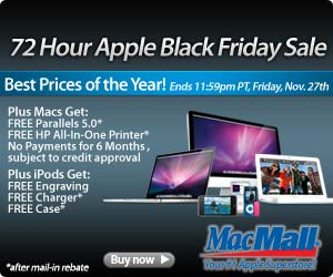MacMall Black Friday
