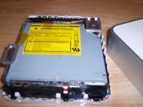 Mac mini Slot Drive