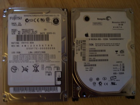 Mac mini Hard Drive