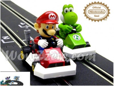 Video Game Mario Kart ds