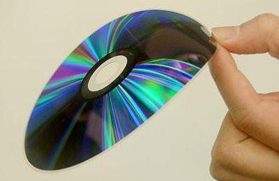 World's Thinnest DVD
