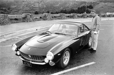 SM's Ferrari