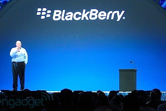 steve ballmer blackberry world