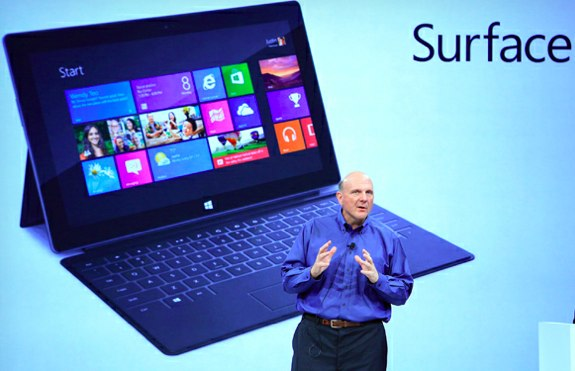 Microsoft Surface event video