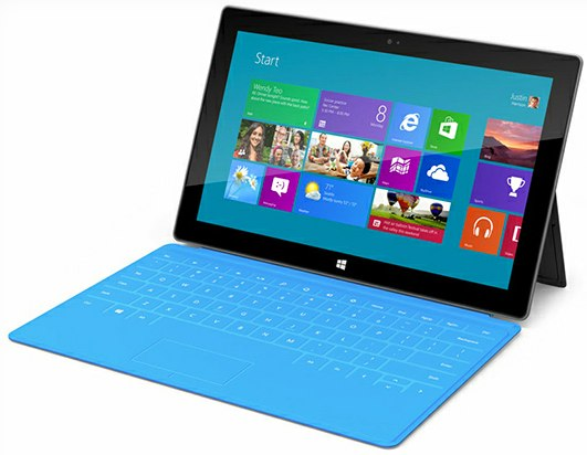 Surface RT tablet $499