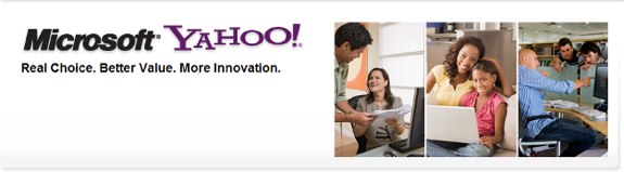 Microsoft Yahoo Bing