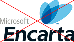 Encarta logo