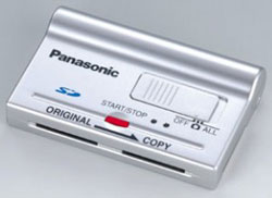 Panasonic SD Copier
