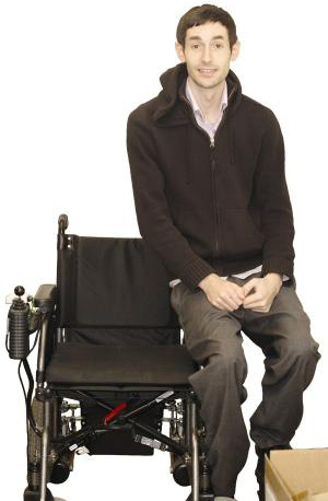 Ambient Wheelchair