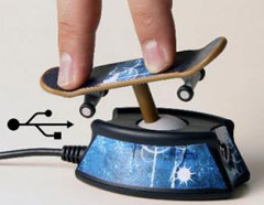 Mini-Motion Skateboard