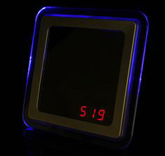 Magic Mirror Clock